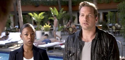 Lancement : Ryan Hansen Solves Crimes on Television